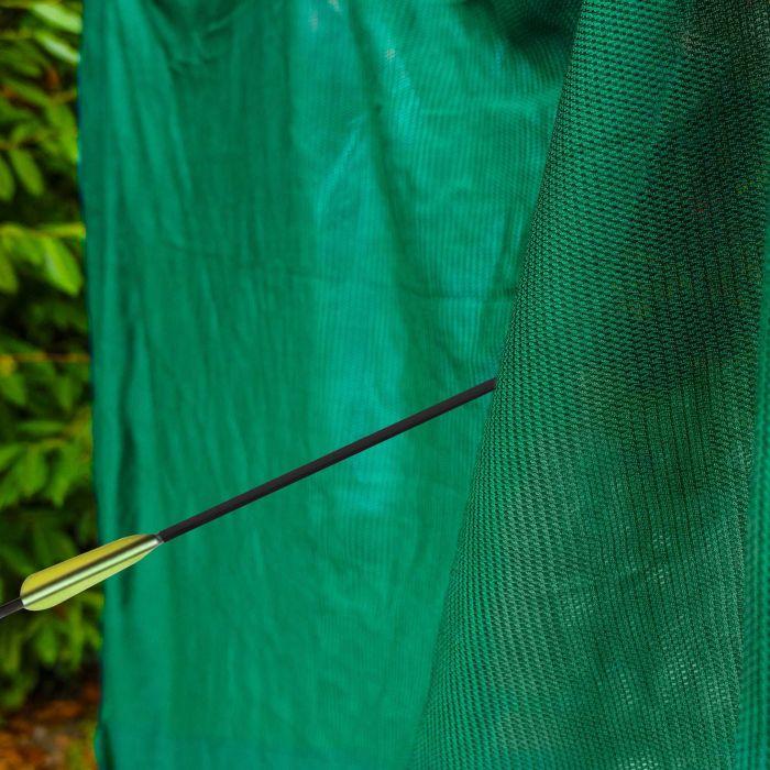 Archery Netting Stop System