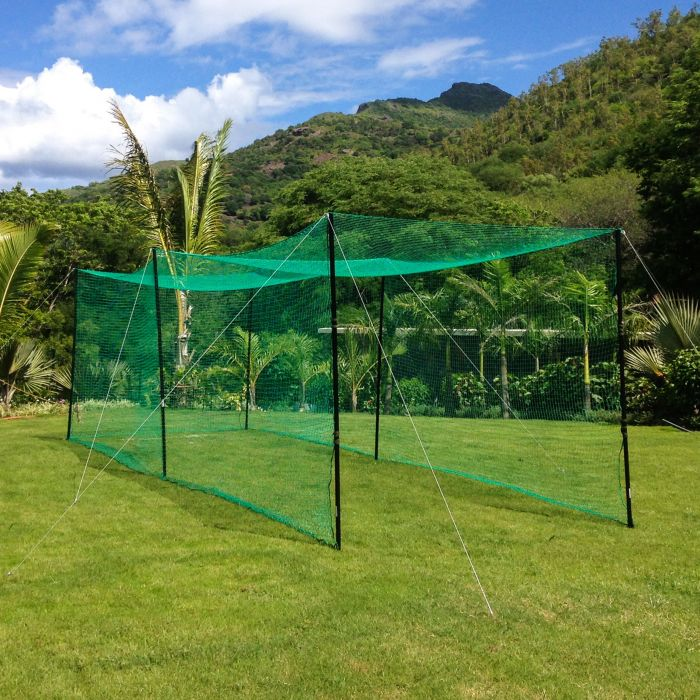 Ultimate Cricket Net For Batting & Bowling Practice | Net World Sports