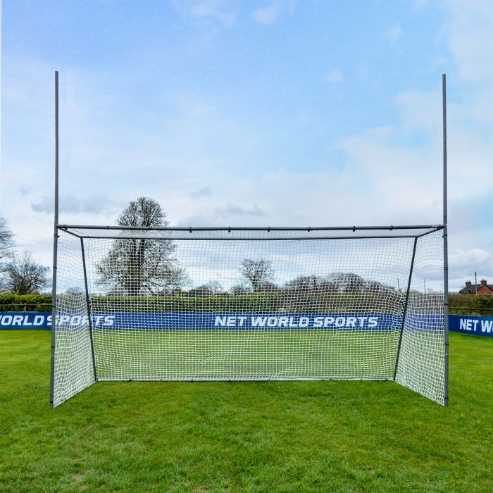 15 x 7 Gaelic Football & Hurling Goal For GAA Youngsters | Net World Sports