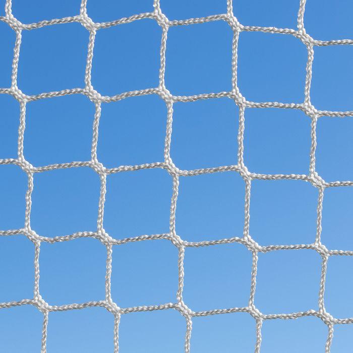 3mm HDPE Braided GAA Goal Net With 50MM Mesh | Net World Sports