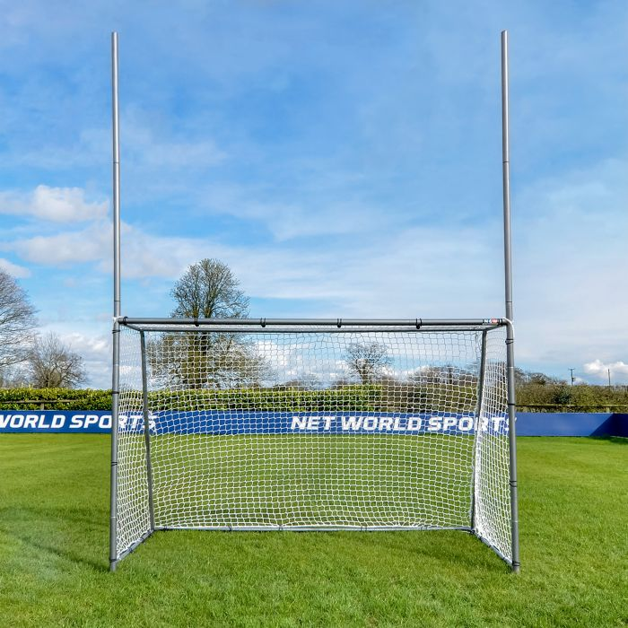 100% Weatherproof GAA Gaelic Football & Hurling Goal | Net World Sports