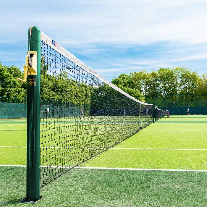 Tennis Net For Standard Tennis Posts Worldwide | Net World Sports