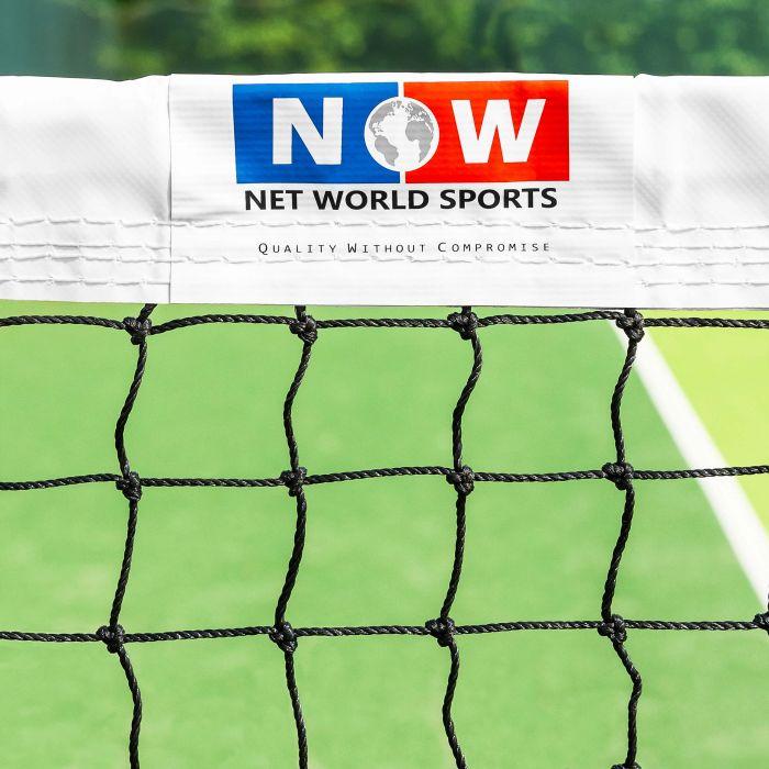 Professional Tennis Net Headband With Quad-Stitch Design | Net World Sports