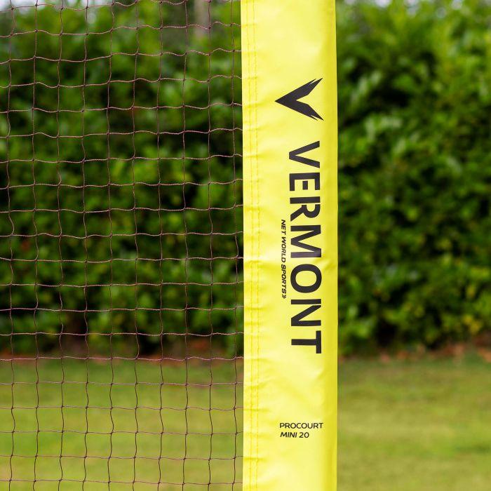 Ultra-Durable Mini Badminton Net | Net World Sports