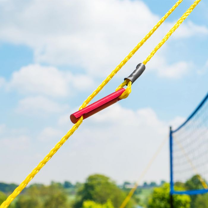 Fully Adjustable Tensioning Guy Ropes | Net World Sports