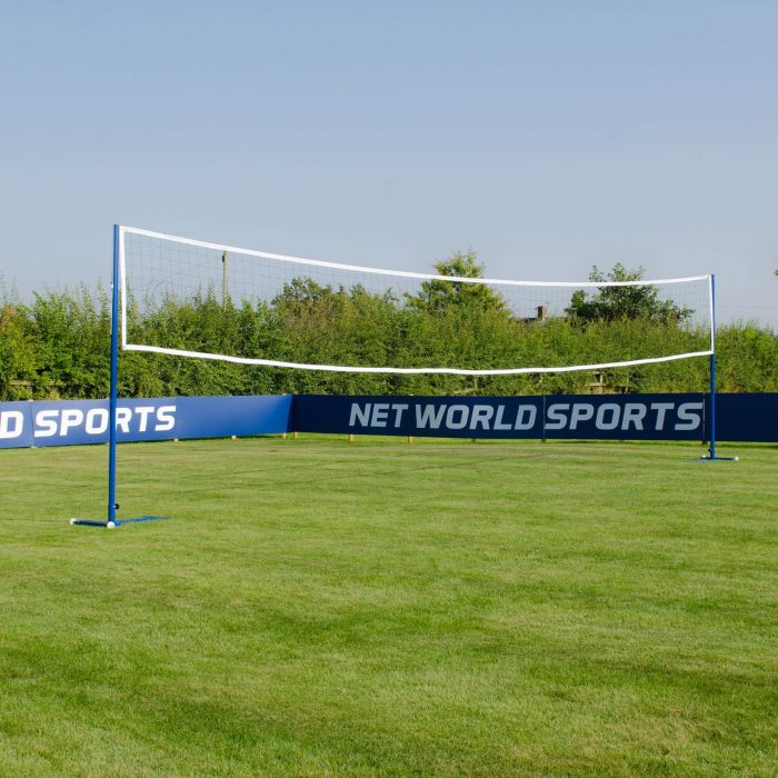 Freestanding And Self Weighted Badminton And Volleyball Posts