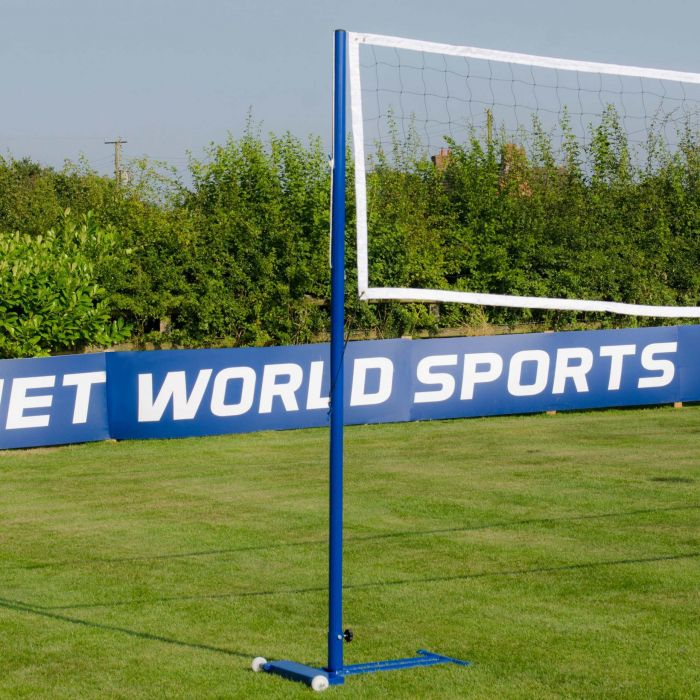 Badminton And Volleyball Posts For Schools, Clubs And Home Use