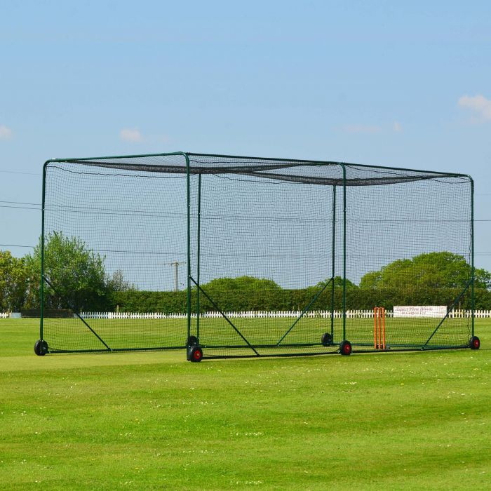 Easy To Move Weatherproof Baseball Batting Cage | Net World Sports