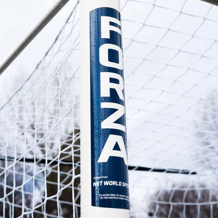 16 x 7 Secure Stadium Box Soccer Goal