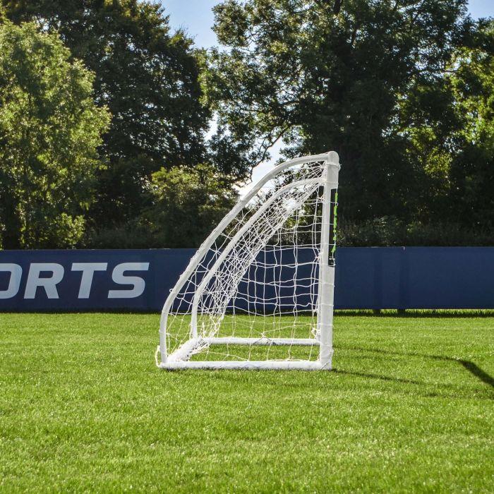 Weatherproof Soccer Goals | Kids PVC Goal
