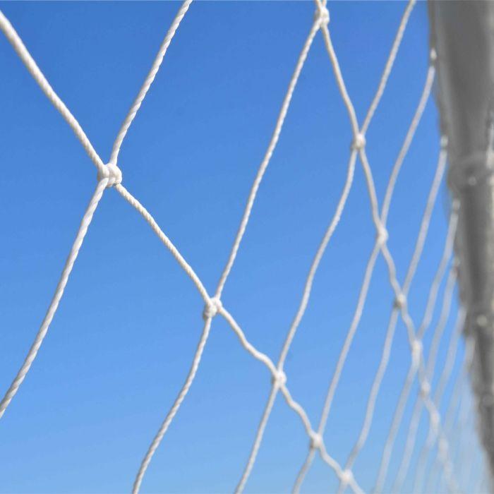 Weatherproof Football Goal Net | Durable Netting For Football Goals