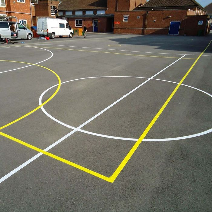 Line Marker Spray Paint