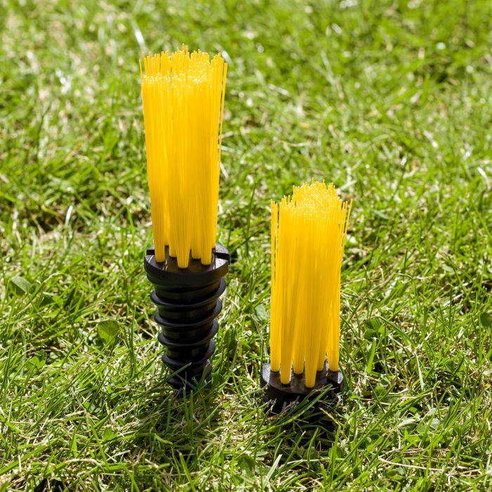 Fluorescent Grass Marking Tufts