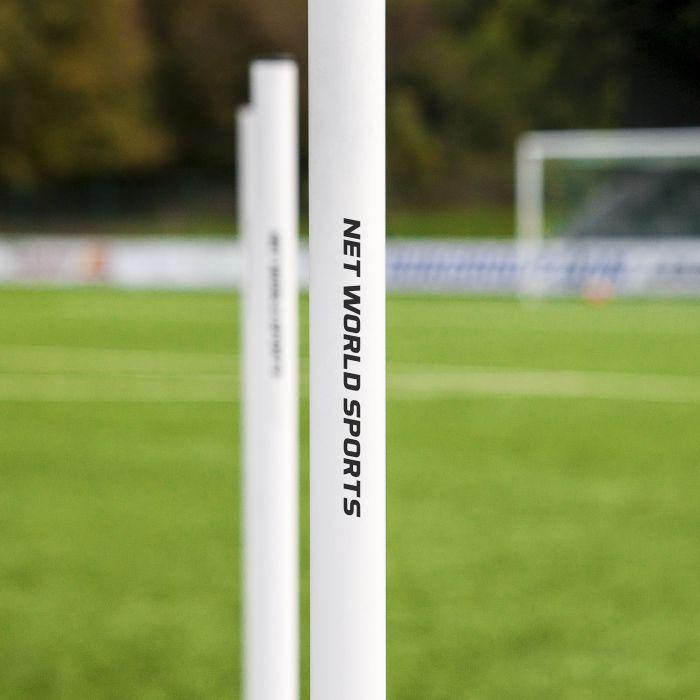 Weatherproof Gaelic Football Perimeter Poles