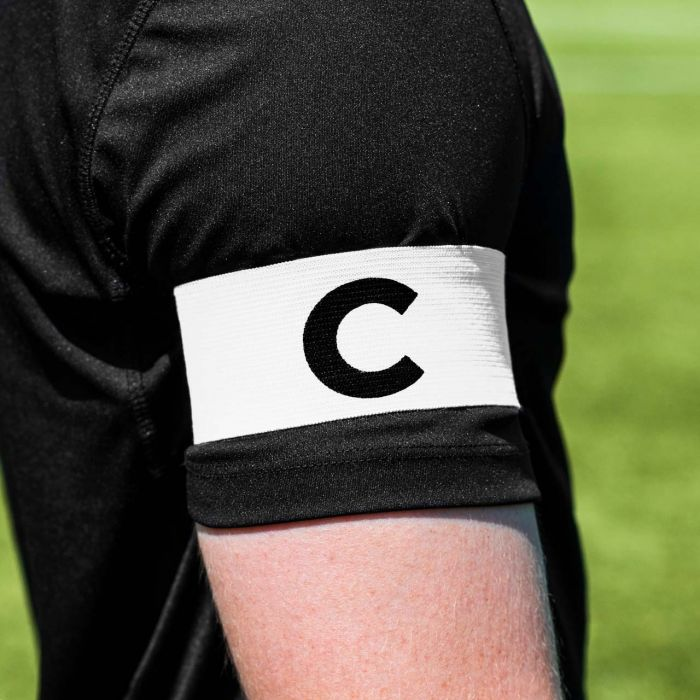 White Captains Armband