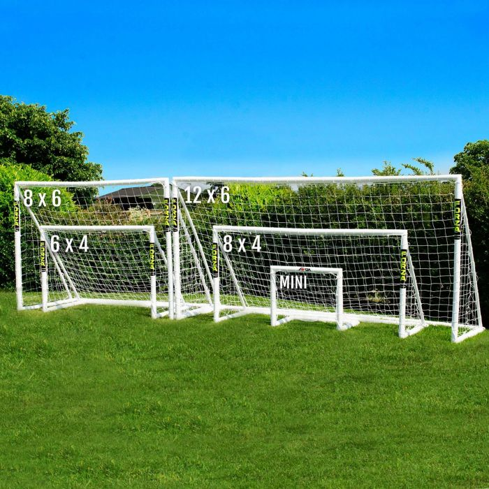 Range Of Football Goals For The Back Garden