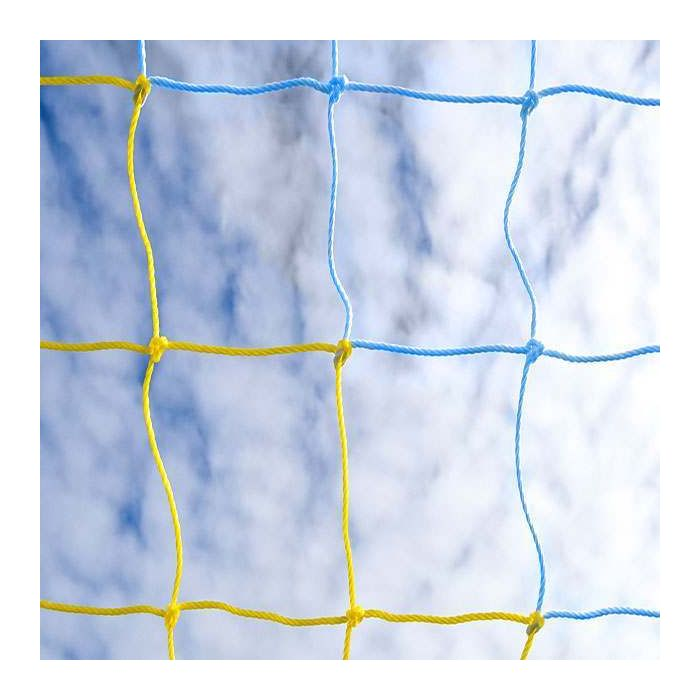 Yellow & Blue Football Nets