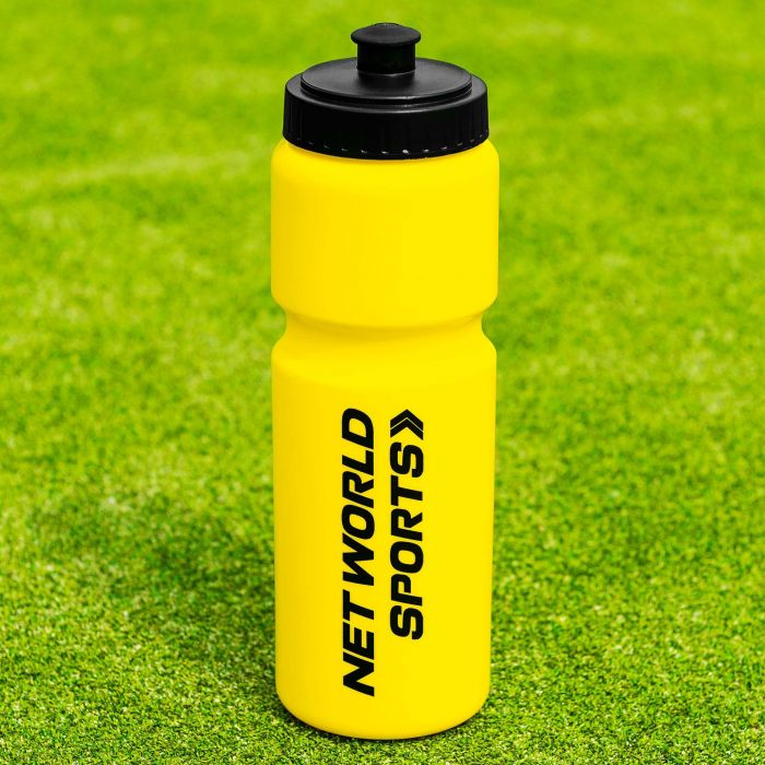 Yellow BPA Free Plastic Water Bottle