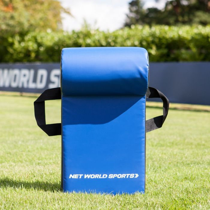 Wedged American Football Tackle Shields