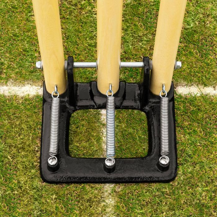 Zinc Plated Springs For Portable Cricket Stumps | Net World Sports