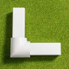 Replacement Upright Parts For FORZA Alu110 Freestanding Goals