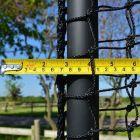 38mm Galvanised Steel Frame Ultra Durable | Net World Sports
