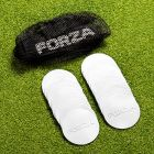 FORZA Mini Flat Disc Markers | 20 Pack | Training Equipment | Net World Sports
