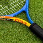 23in Vermont Mini Orange Tennis Racket For Ages 8 & 9 | Net World Sports