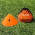 Orange FORZA Mega Cone & Bag