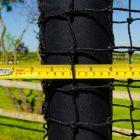 2in Diameter Weatherproof Steel Frame | Net World Sports