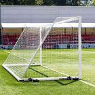 24 x 8 Aluminium Football Goals