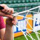Box Football Goal Net