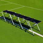 Portable Football Team Shelter & Bench | Net World Sports