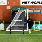 18.5ft x 6.5ft Football Goals