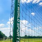Ball Stop Netting System Posts | Net World Sports