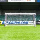 16 x 7 Stadium Soccer Goal