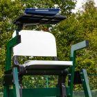 Professional Aluminum Tennis Umpires Chair | ITF Regulation | Weatherproof Chair | Net World Sports