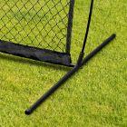 quarterback training net