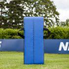 Foam Core American Football Tackle Shields