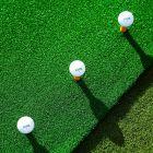 Academy Golf Practice Mat | Golf Hitting Mat | Winter Golf Mat | Golf Matting With Rubber Tees | Net World Sports