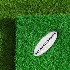 Professional Quality Golf Mat | 13mm Polyethylene Turf | Rubber Base | Net World Sports