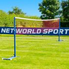 Premium-Grade Materials For High-Quality Badminton Nets | Net World Sports