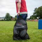 Rugby Ball Carry Bag included