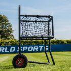 Tennis Ball Carry Cart - Portable Tennis Ball Hopper