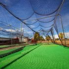FORTRESS 40ft (12.2m) Batting Cages [2 piece cage]
