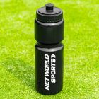 Black Sports Water Bottle For Aussie Rules Football
