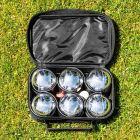 Metal Boules Set with Carry Bag