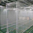 School Cricket Bowling Nets