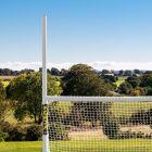 8 x 5 PVC Football Goals
