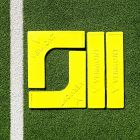Rubber Football Lines | Rubber Soccer Lines | Net World Sports